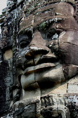 bayon temple - face of lokesvara