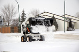 snow removal poster