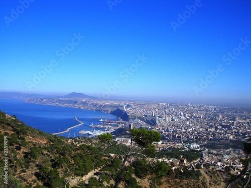 Foto op Aluminium Algerije oran - algérie