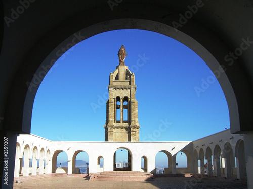 Fotobehang Algerije oran - algérie santa cruz