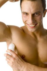 man's beauty - antiperspirant
