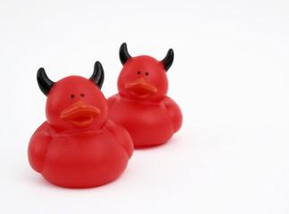 evil ducks