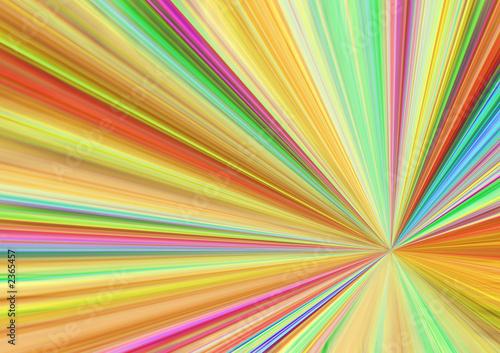 explosion de couleur