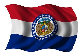 flag of missouri