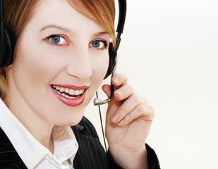 customer's  operator
