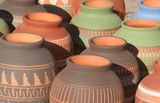 indian pottery 3 poster