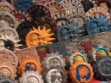 Recuerdos, sonidos, mond, sonnenkalender, Maya