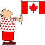 canadian patriot poster