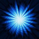 star burst poster