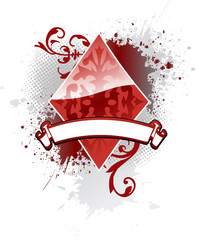 poker diamond