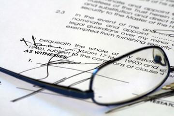 signature witnesses