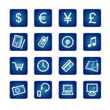 Fototapety e-shop icons 2