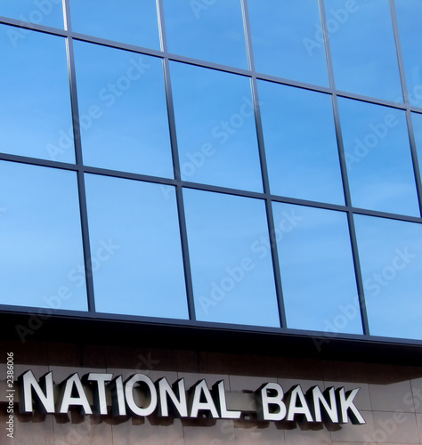 national bank building