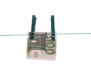drying of money
