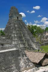 jaguar temple, tikal