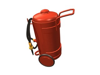 extincteur fire extinguisher