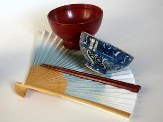 japan ware - japanese table fairly set