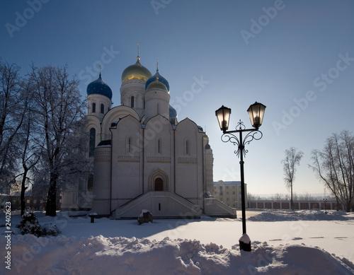 moscow tate, dzerjinskoe, nicolo - ugresh monastery.