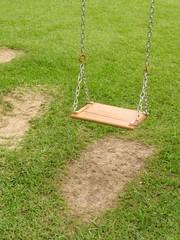 empty swing - 1