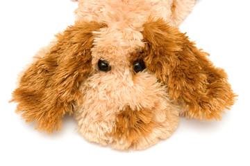 toy sorrowful dog