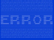 pc error (binary edition)