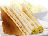 tuna sandwich poster