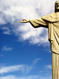 christ corcovado poster
