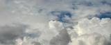 cloudy sky panorama poster
