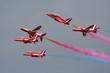 jet aircraft display.