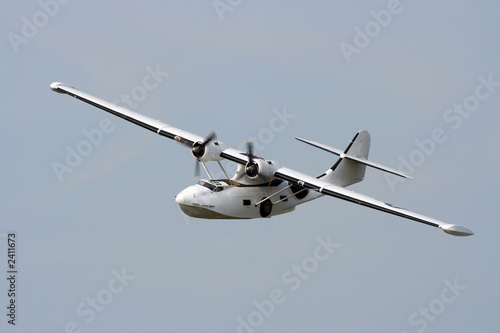 catalina flying boat.