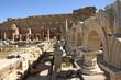 forum romain de lepcis-magna