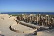théatre antique de lepcis-magna en libye