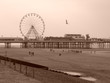blackpool central pier and amusements
