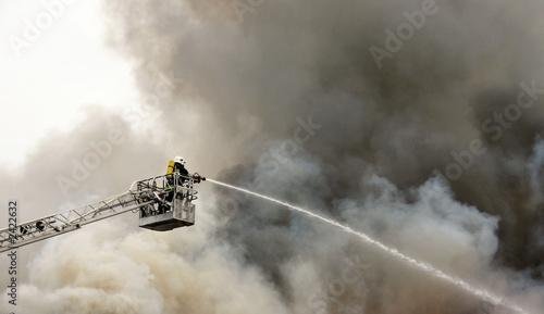 firefighter on duty - 2422632