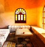inside an arab home poster
