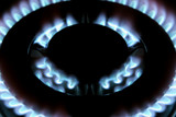 stove burner poster