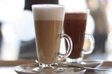Fototapety cafe - latte