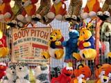 carnival games poster