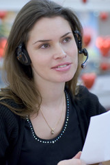 call center secretary