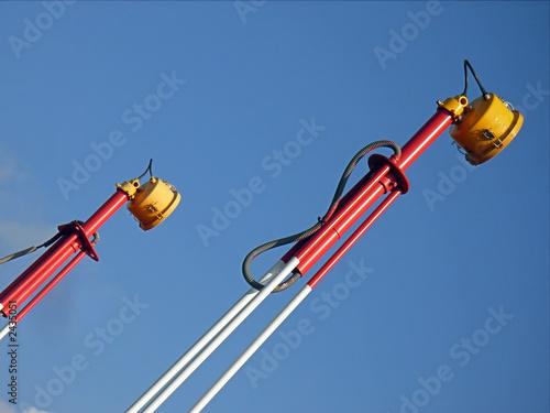airport beacons - 2435051