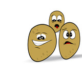 clipart patate poster