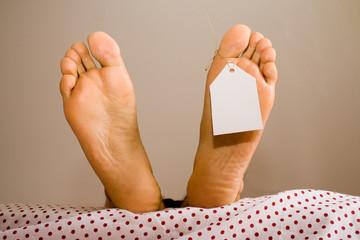 dead feets