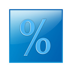 percentage, icon, web icon