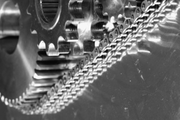 gears and timing-chain-machinery