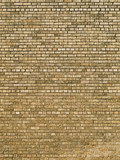 backgrounds - dirty brick building poster