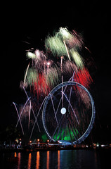 flora fireworks