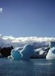 icebergs & clouds