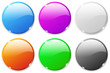classic round gloss button