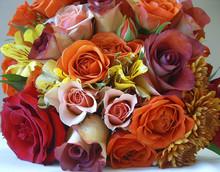 """Постер, картина, фотообои """"rose bouquet"""""""
