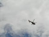 med evac helicopter poster